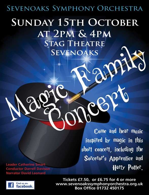 Family concerts - Magic
